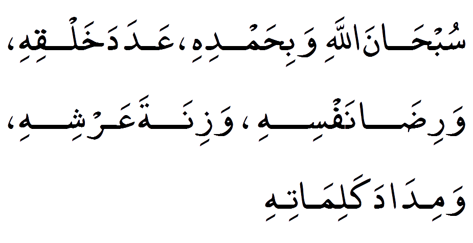 Evening Azkar – Dua & Azkar